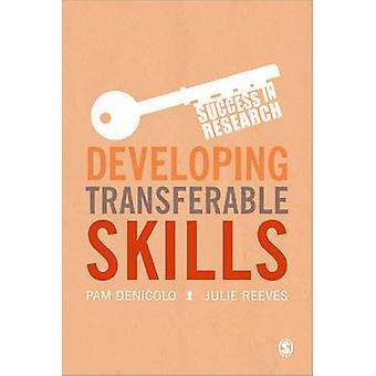 Entwicklung von überfachlichen Kompetenzen - Verbesserung Ihrer Forschung und Beschäftigungsland