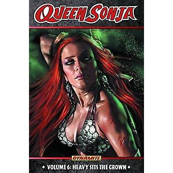 Queen Sonja - Volume 6 by Milton Estevam - Luke Lieberman - 9781606904