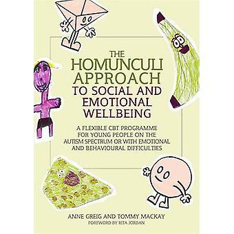 Homunculi tilgangen til sociale og følelsesmæssige velbefindende - en fleksibel