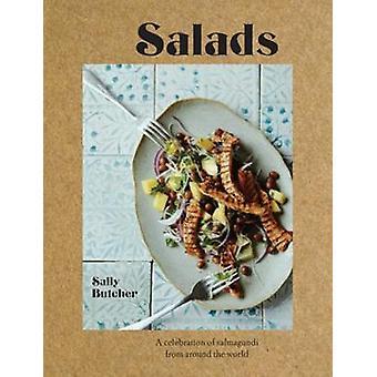 Salate - frisch - einfach und exotischen Salmagundi von auf der ganzen Welt von