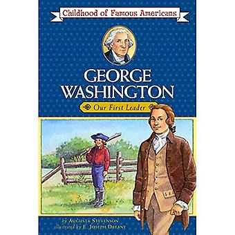 George Washington: Young Leader (Childhood of Famous Americans (Paperback))