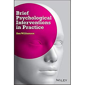Brief Psychological Interventions in Practice