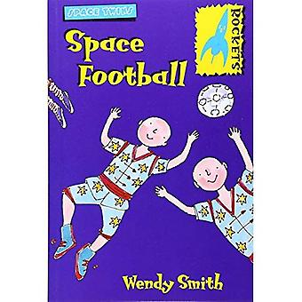 Utrymme fotboll (raketer: Space Twins)