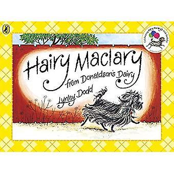Behaarte Maclary von Donaldson die Molkerei
