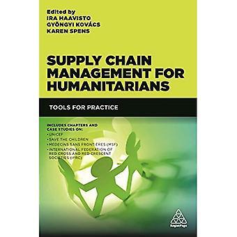Supply Chain Management voor humanisten: Tools voor praktijk