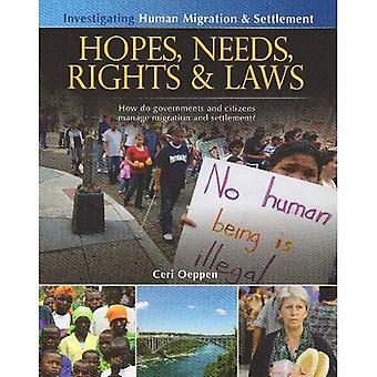 Hopes, Needs, Rights & Laws: How Do Governments and Citizens Manage Migration and Settlement?