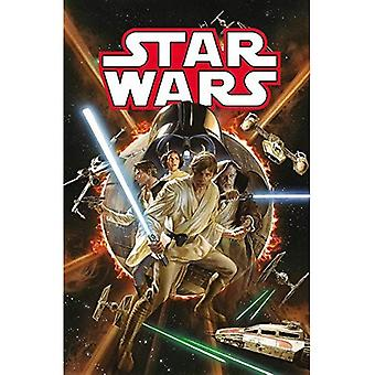 Star Wars: The Marvel Covers Volume 1