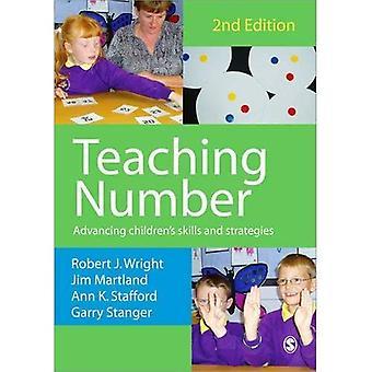 Nauczania numer: Pogłębianie umiejętności i strategii dla dzieci