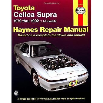 Toyota Celica Supra (1979-1992) manuel de réparation automobile (manuels de réparation automobile Haynes)