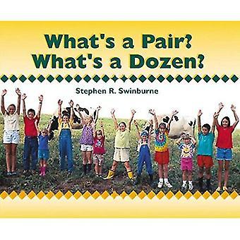 What's a Pair? What's a Dozen?