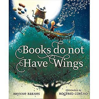 Boeken hebben geen vleugels