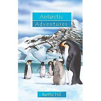Antarctische Adventures (avontuurlijke serie)