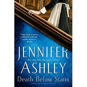 Death Below Stairs (Below Stairs Mystery)