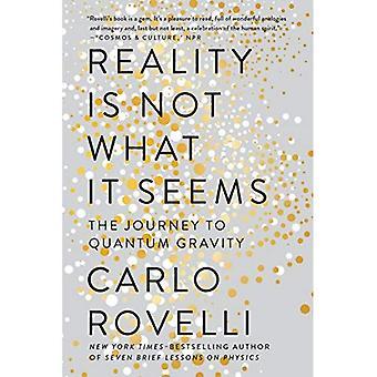Realiteit Is niet wat het lijkt: De reis naar Quantum Gravity