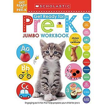 Jumbo werkmap: Maak je klaar voor Pre-K (scholastische kinderen) (scholastische kinderen)