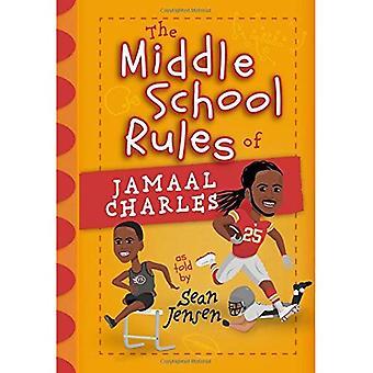 Jamaal Charles Middle School regler: som sagt av Sean Jensen (Middle School regler)