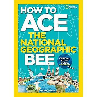 Come asso la Bee geografico nazionale, guida ufficiale di studio, quinta edizione