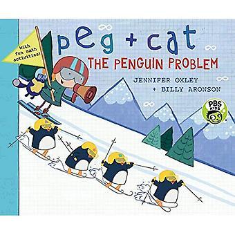 Peg + Cat: Le problème du pingouin