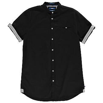 D555 Mens Dwight Oxford Shirt Casual Top