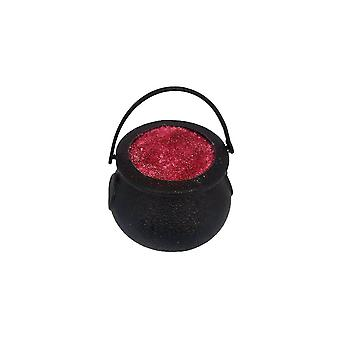 Attitude Clothing Witch's Blood Red Glitter Cauldron Bath Bomb