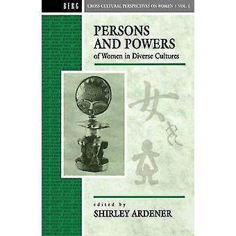 Personnes et pouvoirs des femmes dans diverses Cultures Ardener & Shirley