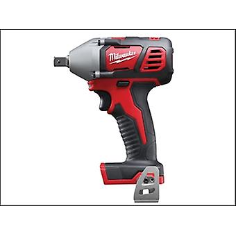 Milwaukee M18 Biw12-0 Compact 1/2in Impact Wrench 18 Volt Bare Unit