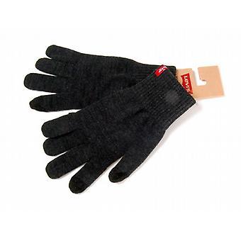 Levi's 222283 Ben Touch Screen handsker - mørk grå - størrelse - stor
