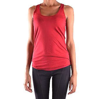 Givenchy Red Cotton Top