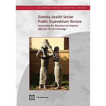 Zambia Health Sector Public Expenditure Review by Picazo & Oscar