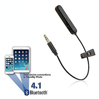REYTID Bluetooth Adapter for Sony MDR-1R MDR-10R MDR-1A Headphones - Wireless Converter Receiver On-Ear Earphones