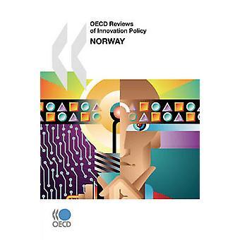 OECD anmeldelser av innovasjon politikk Norge av OECD publisering