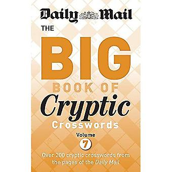 Daily Mail Big Book of Cryptic Crosswords Volume 7 - The Daily Mail Puzzle Books