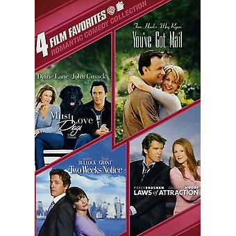 Romantic Comedy Colletion [DVD] USA import