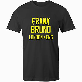 Frank Bruno Boxing Legend T-Shirt