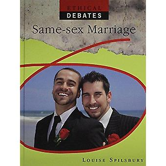 Same-Sex Marriage by Louise A Spilsbury - 9781448860203 Book