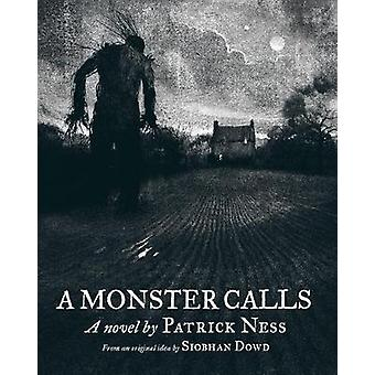 A Monster Calls (School Edition) by Patrick Ness - 9780435161521 Book