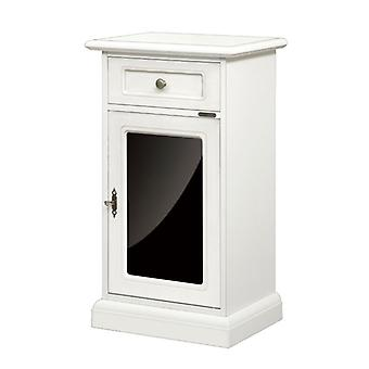 Telephone Door Cabinet lacquered + methacrylate