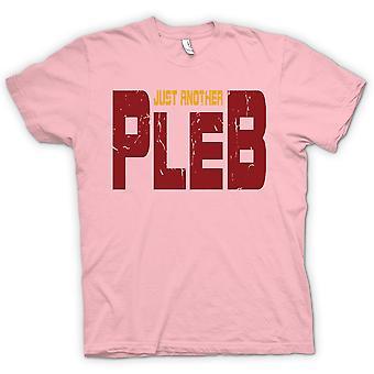 Kinder T-shirt - nur ein weiterer Pleb - lustig