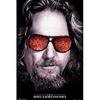 The Big Lebowski Poster The Dude Jeff Bridges