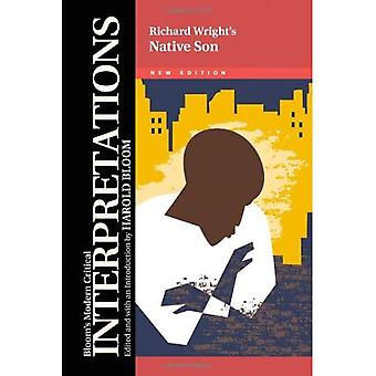 Native Son - Richard Wright (Blooms modernen kritischen Interpretationen) (Blooms modernen kritischen Interpretationen (gebundene Ausgabe))