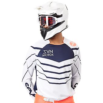 Seven MX Coral-Navy 2019 Anhang Exo MX Jersey