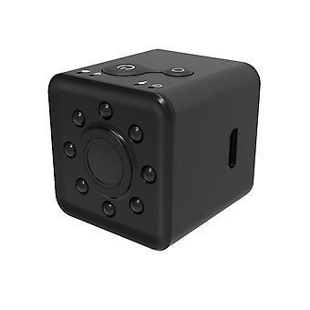 Mini Wifi wasserdichte Kamera hd 1080p - schwarz