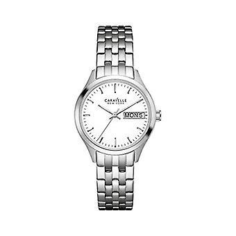 Caravelle New York Clock Man Ref. 43N104