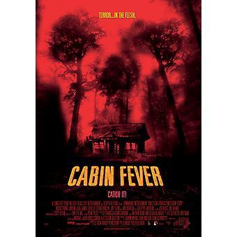 Cabin Fever (Single Sided Regular) Original Cinema Poster (Single Sided Regular) Original Cinema Poster