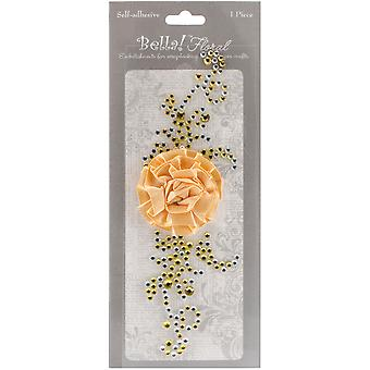 Bella! Bling & weefsel Trim decoratie-Gold JA6586