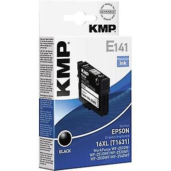 KMP Ink replaced Epson T1631, 16XL Compatible Bla