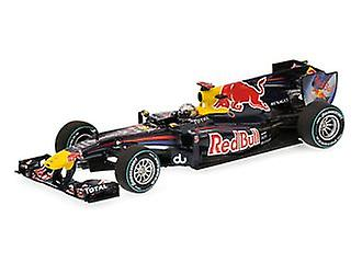 Red Bull Renault RB6 (Sebastian Vettel - World Champion 2010) Diecast