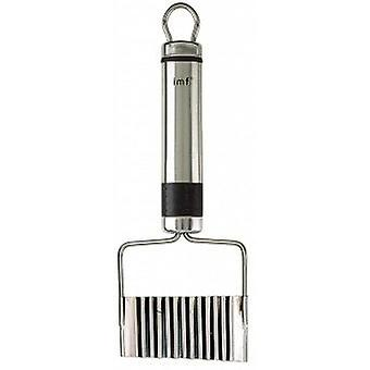 IMF Ruffled Cortapatatas Ares Inox (Kitchen , Cookware , Cut , Choppers and cutters)