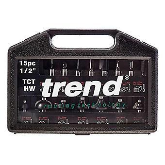 Tendance Setss9tc 1/2 Tc coupeur de Starter Set 15 pièces