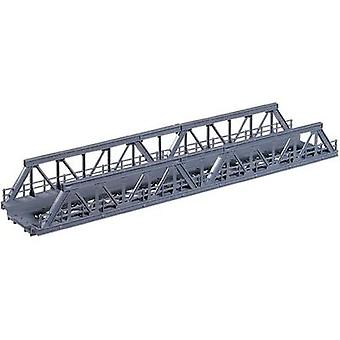 H0 Truss bridge 1-rail Universal (L x W x H) 360 x 70 x 45 mm NOCH 21310